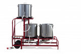 The Mega Ruby 30 Gallon Brewing System