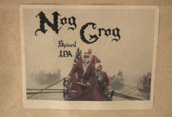 Nog Grog Spiced IPA