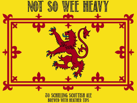 Not-So-Wee-Heavy Scottish Ale