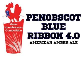 Penobscot Blue Ribbon 4.0: American Amber Ale