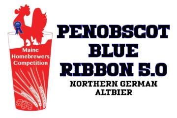 Penobscot Blue Ribbon 5.0: Northern German Altbier