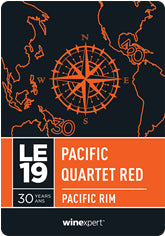 LE19 Pacific Quartet Red - Pacific Rim **Limited Edition**