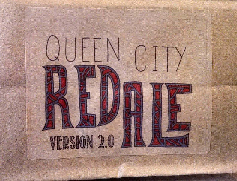 Queen City Red Ale Version 2.0