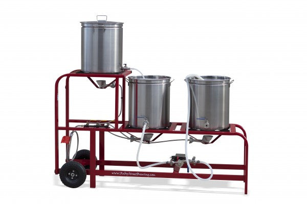The Ruby Street Brewery 15 Gallon Brewing System