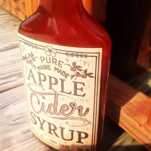 Apple Cider Syrup 12oz