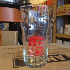 Central Street Farmhouse Beer Glass 20oz.