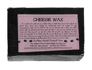 Cheese Wax 1lb.