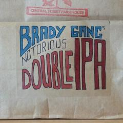 Brady Gang's Notorious Double IPA