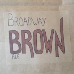 Broadway Brown Ale