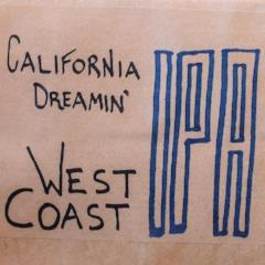 California Dreamin' West Coast IPA
