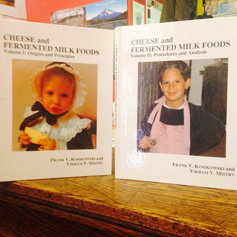 Cheese and Fermented Milk Foods (2-Volume Set)