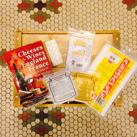 Cheese Maker's Gift Set