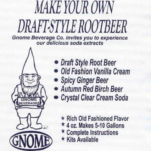 Draft Style Root Beer Soda Extract