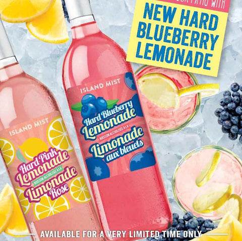 Hard Blueberry Lemonade Kit **LIMITED EDITION**