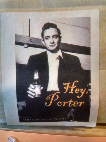 Hey Porter! American Robust Hot Pepper Porter