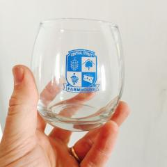 Central Street Farmhouse Stemless Wine Glass
