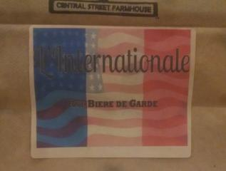 L'Internationale Rye Biere de Garde