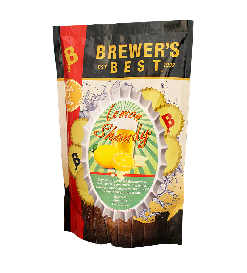 Brewer's Best Shandy Kits