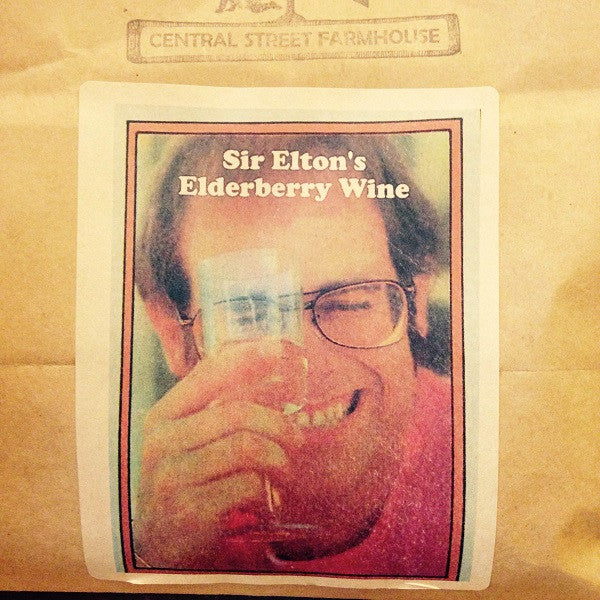 Sir Elton's Elderberry Wine Kit