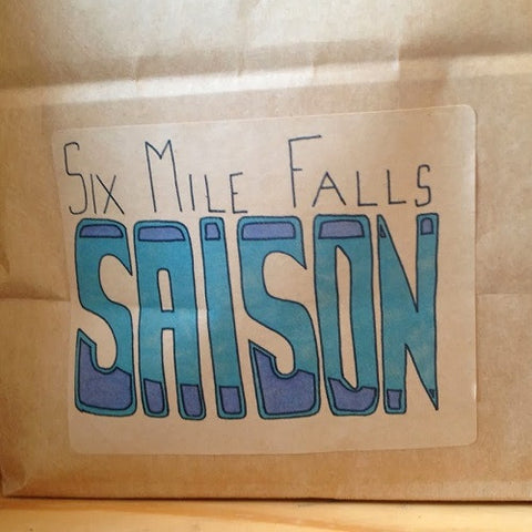 Six Mile Falls Saison