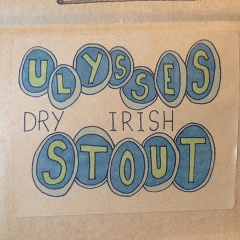 Ulysses Dry Irish Stout