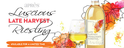 Late Harvest Riesling Wine Kit *LIMITED EDITION*
