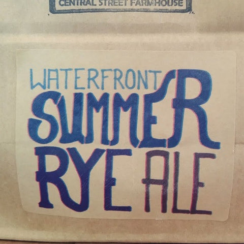 Waterfront Summer Rye