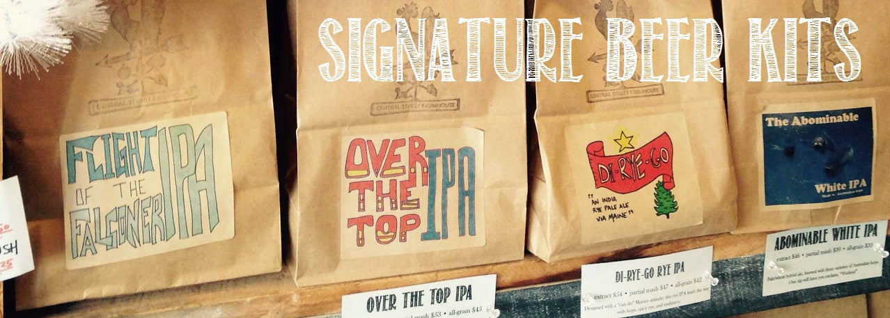 Signature Beer Kits