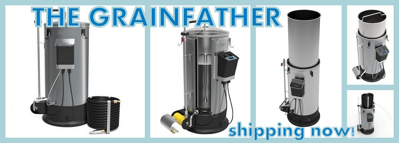 The Grainfather - All Grain Brewing System