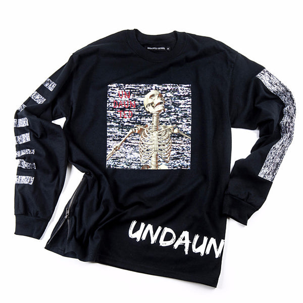 Long Sleeve T-shirt - Bones 3000