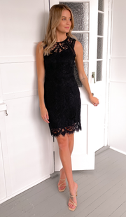 Marianna Dress - Black