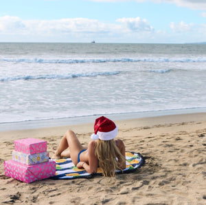 A sandy little Christmas