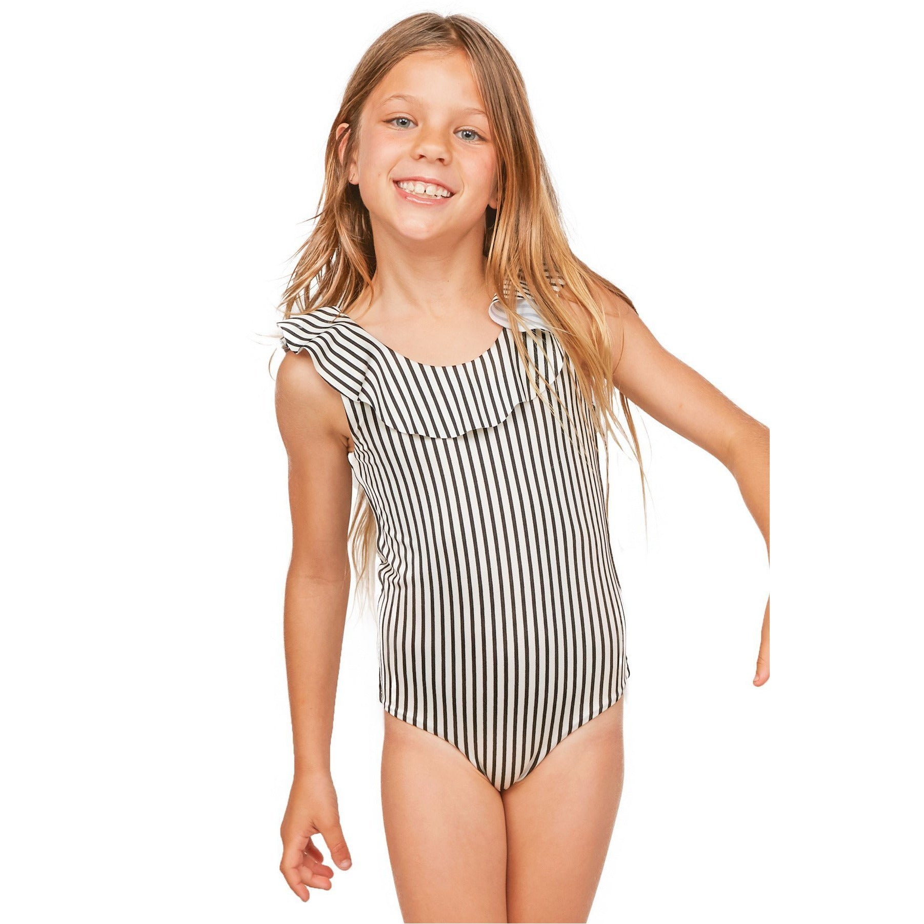 Hadley One Piece Tory Praver Kids Designer Swimwear