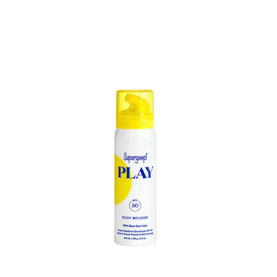 Play Mousse Sunscreen