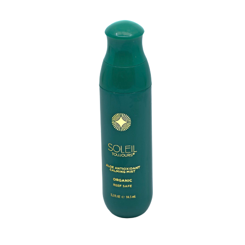 Organic Aloe Antioxidant Calming Mist - Travel