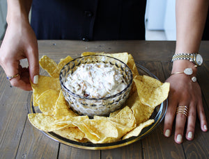 Memorial Day Recipe: Guilt Free French Onion Dip