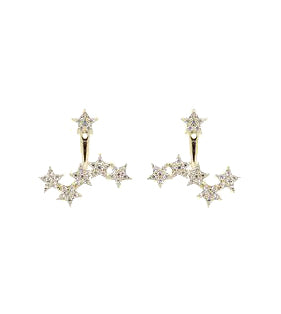 Astrid Star Ear Jackets