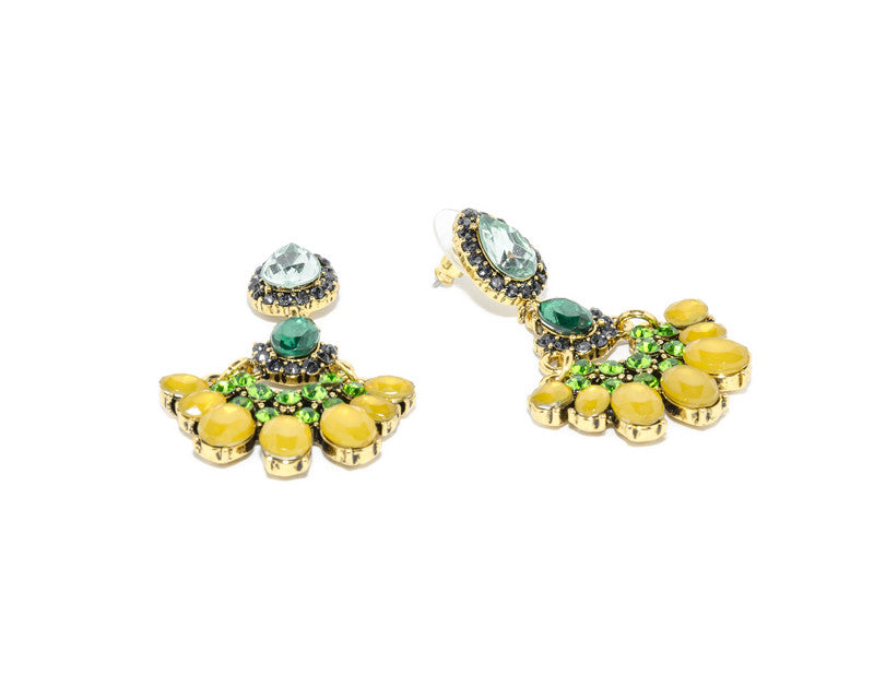 Earrings - Mas Femme