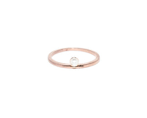 Eloise Tiny Pearl Ring