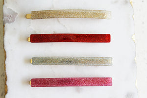 Glitter Bobby Pin Set