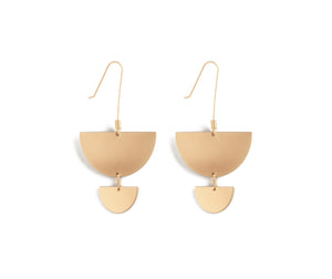 Harlow Flatform Earrings