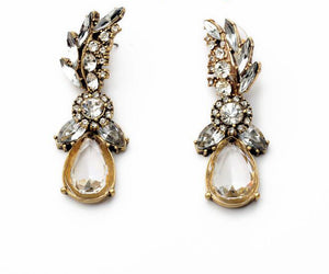 Aria Crystal Earrings
