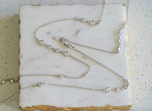 Margot Stone Station Necklace