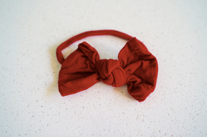 Bow Skinny Headbands