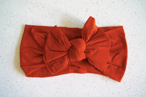 Bow Stretchy Headband