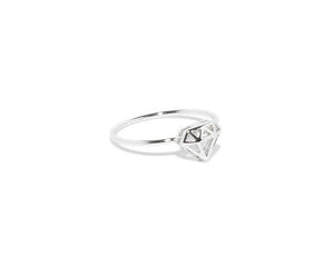 Tessa Diamond Cutout Ring