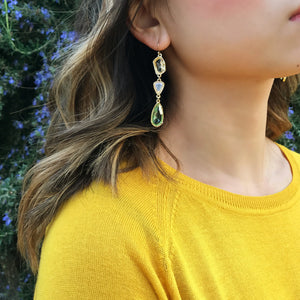 Skylark Dangle Earrings