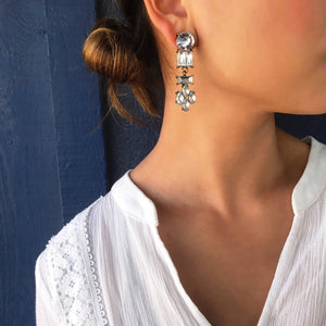 Rome Drop Earrings