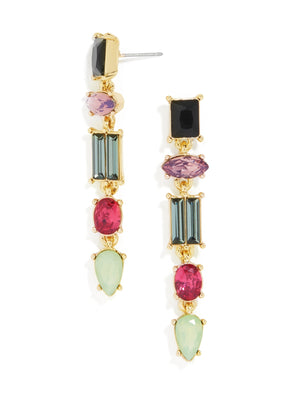 Luce Art Deco Earrings