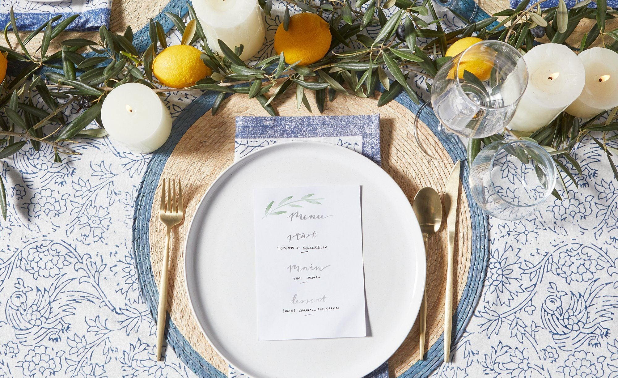 Get the Look | 3 Ways to Style a Wedding Table